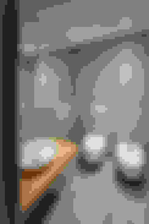Badkamer door OKS ARCHITETTI