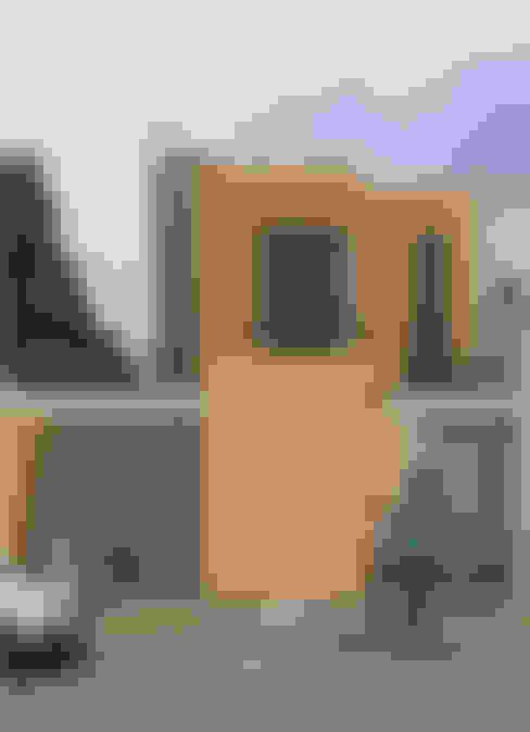 Casas de estilo  por 3R. ARQUITECTURA