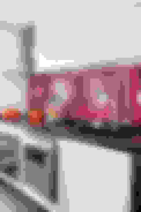 مطبخ تنفيذ Mario Catani - Arquitetura e Decoração