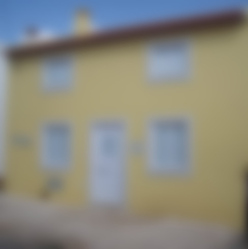 Construção de moradia V2 em estilo rústico para VENDA: Casas  por Atádega Sociedade de Construções, Lda