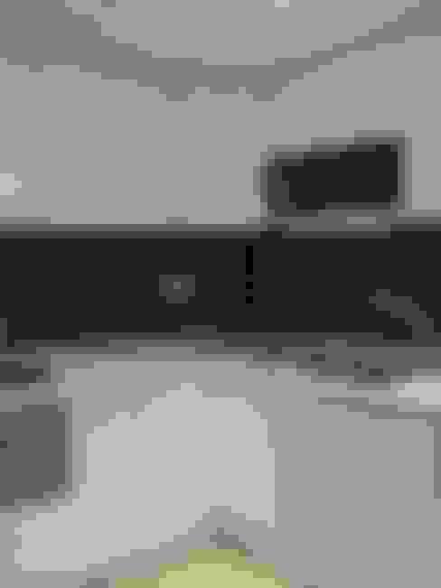 상봉 LG쌍용아파트 27PY: 디자인 컴퍼니 에스의  주방