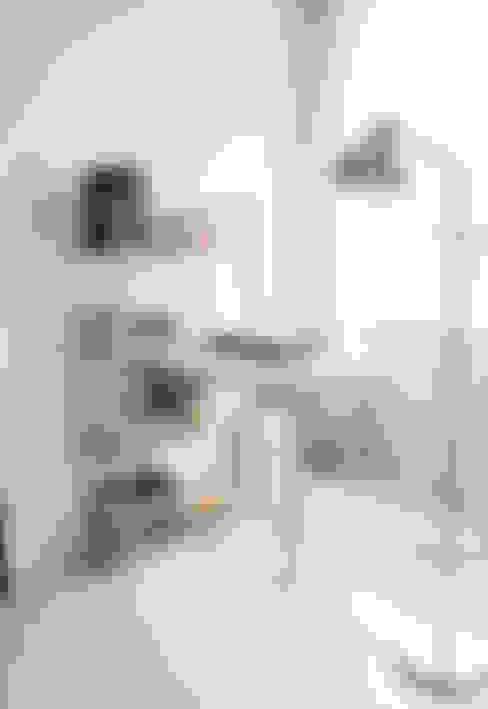 다니카 시크릿테이블 F-037: 다니카가구의  서재/사무실