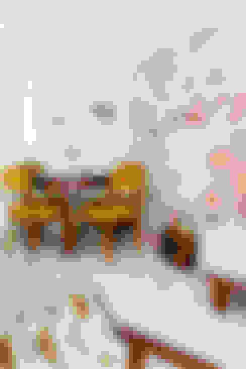 غرفة السفرة تنفيذ Ayuko Studio