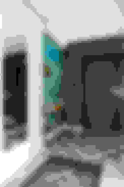 الممر والمدخل تنفيذ Ayuko Studio
