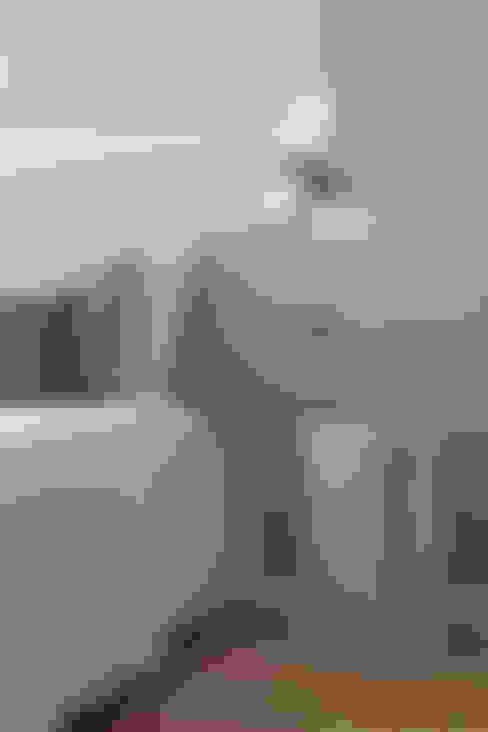 غرفة نوم تنفيذ GRAU.ZERO Arquitectura