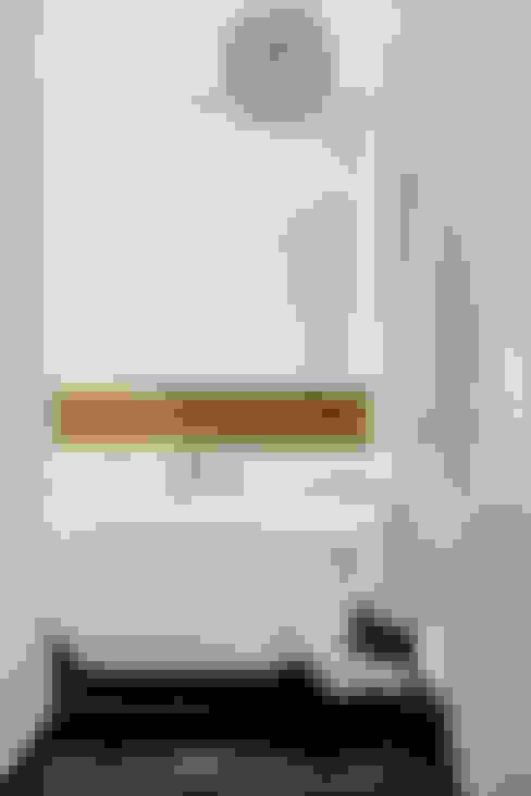 حمام تنفيذ Ayuko Studio