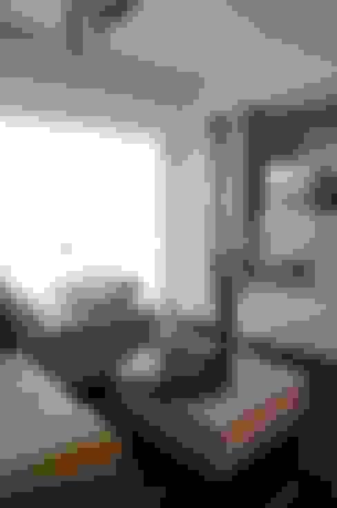 Living room by victorialosada