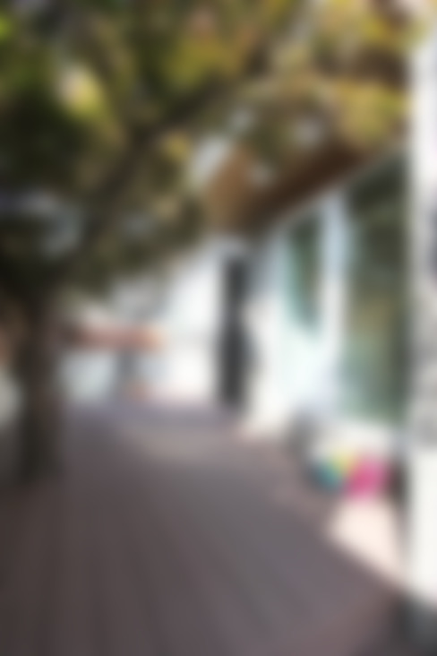 진해 여좌동 주택 인테리어 : 핸디디자인 의  베란다