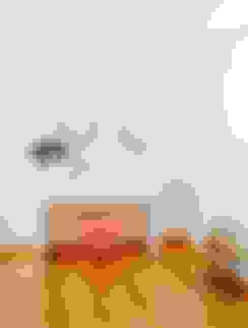 Гостиная в . Автор – White Glam