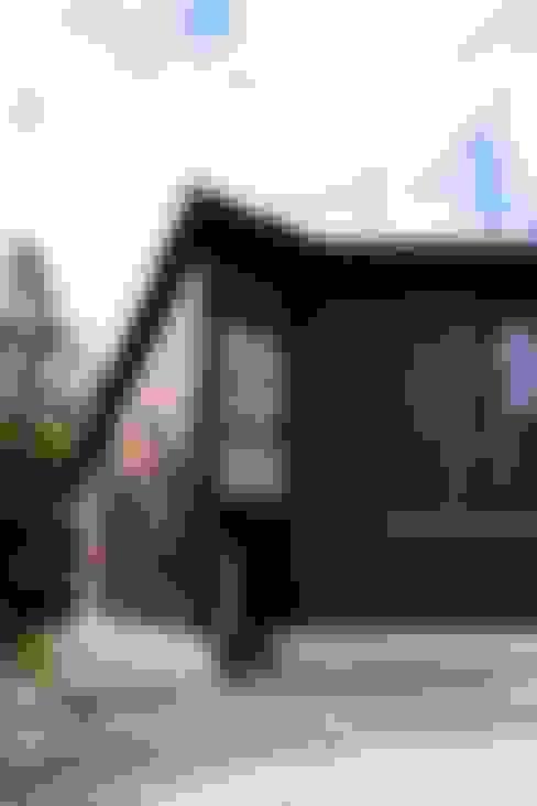 外観1: キタウラ設計室が手掛けた家です。