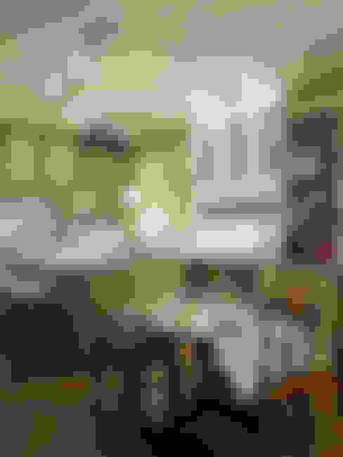Küche von DEULONDER arquitectura domestica