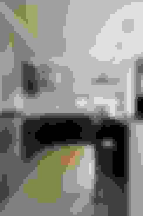 노은동 열매마을 9단지 115 M2: 도노 디자인 스튜디오의  주방