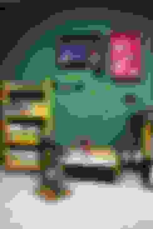 13월의 블루 :  tarz Oturma Odası