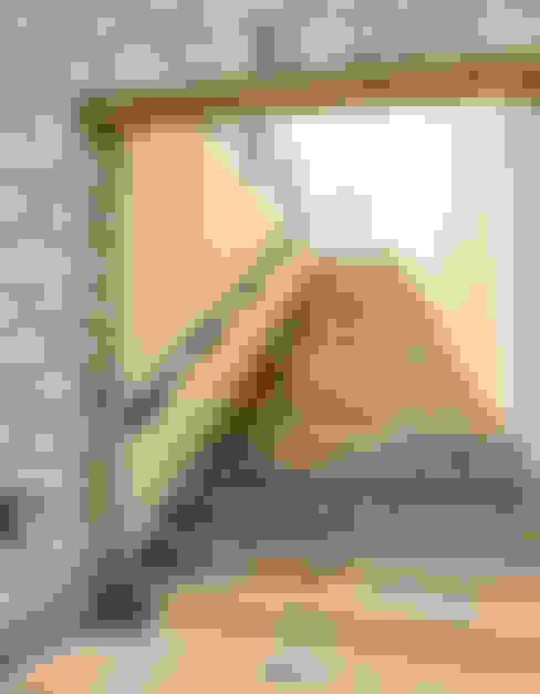 Couloir et hall d'entrée de style  par alexandro velázquez