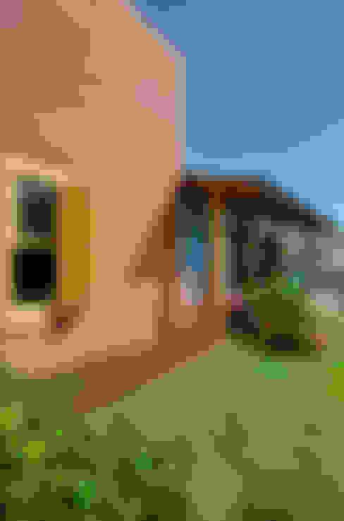 Casas de estilo  de Arquitetando ideias