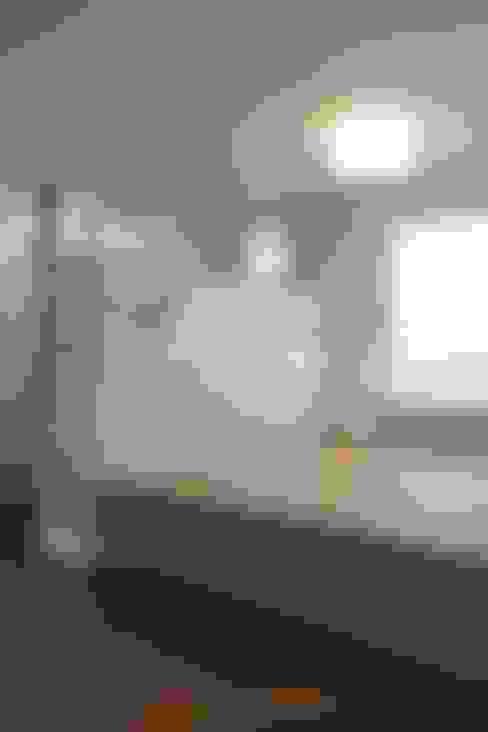 관저동 신선마을아파트 38평형 Before & After : 더홈인테리어의  침실
