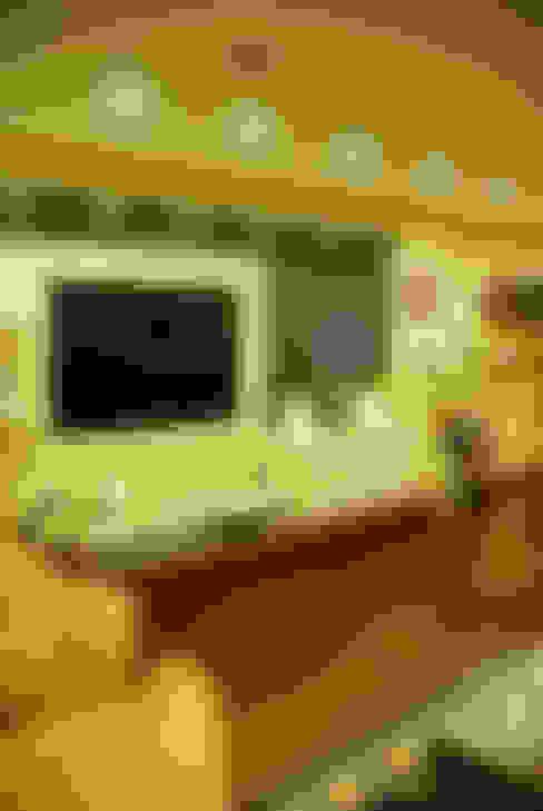 VRLWORKS – Leyla Alieva Evi Antalya:  tarz Oturma Odası