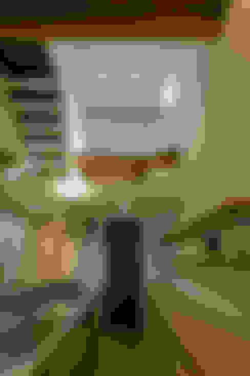 北方の家: 浦瀬建築設計事務所が手掛けたキッチンです。