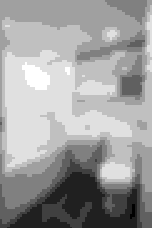 죽전 한양수자인아파트 리모델링 : DESIGNSTUDIO LIM_디자인스튜디오 림의  욕실