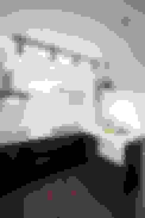 غرفة السفرة تنفيذ DESIGNSTUDIO LIM_디자인스튜디오 림
