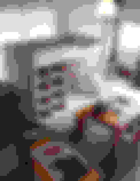 作品:  オーダーメイド家具F.B.Fが手掛けた寝室です。