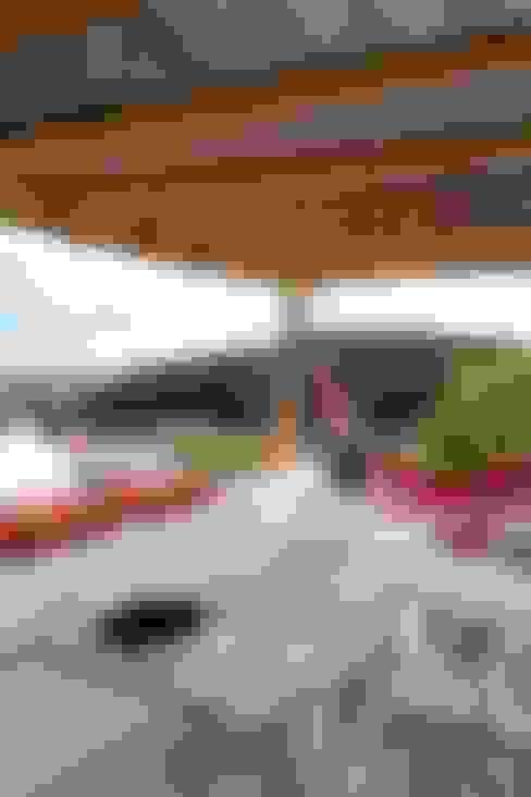 Terrace by pedro quintela studio