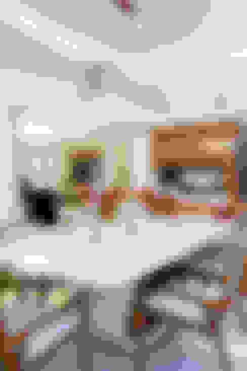 ANDRÉ PACHECO ARQUITETURA:  tarz Yemek Odası