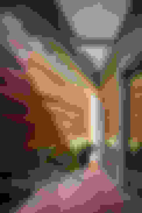 Terrazas de estilo  por アトリエ スピノザ