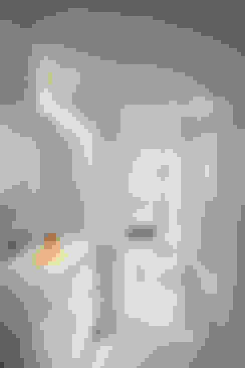 Ванные комнаты в . Автор – アトリエ スピノザ