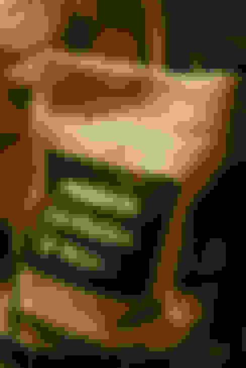 Especieros y Semilleros: Cocinas de estilo  por protocolo criollo®