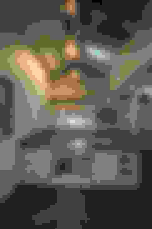 Кухни в . Автор – 봄 하우스플랜