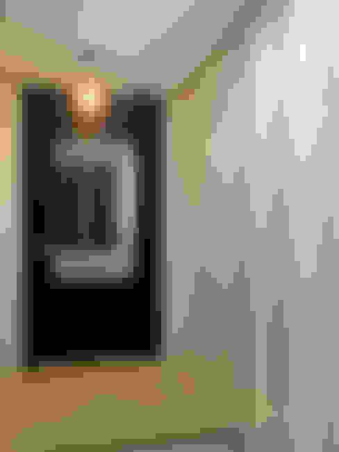 동탄2신도시 호반베르디움APT: YDesign의  복도 & 현관
