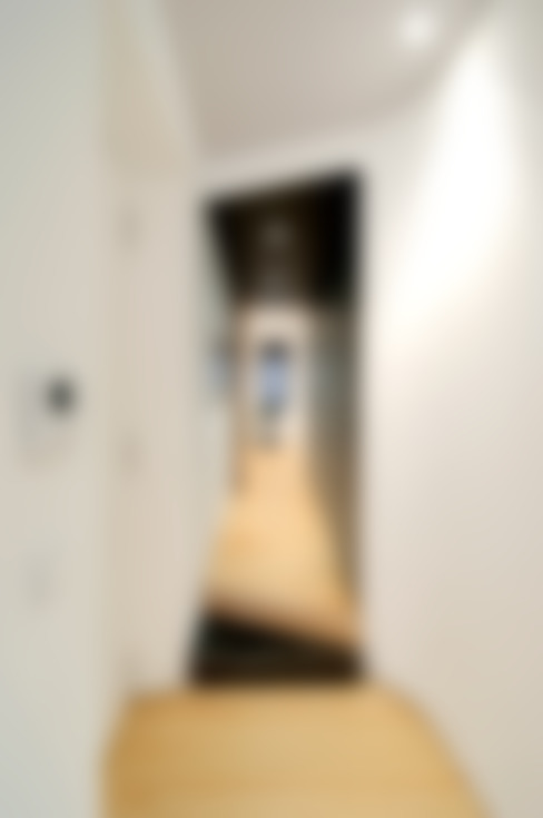 الممر والمدخل تنفيذ Garmendia Cordero arquitectos