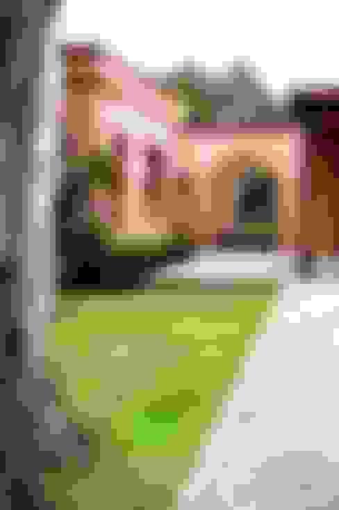 Casa Dodero: Casas de estilo  por Aulet & Yaregui Arquitectos