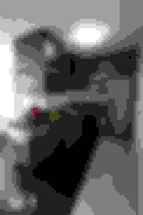 Apartamento DE: Cozinhas  por Arquitetura 1