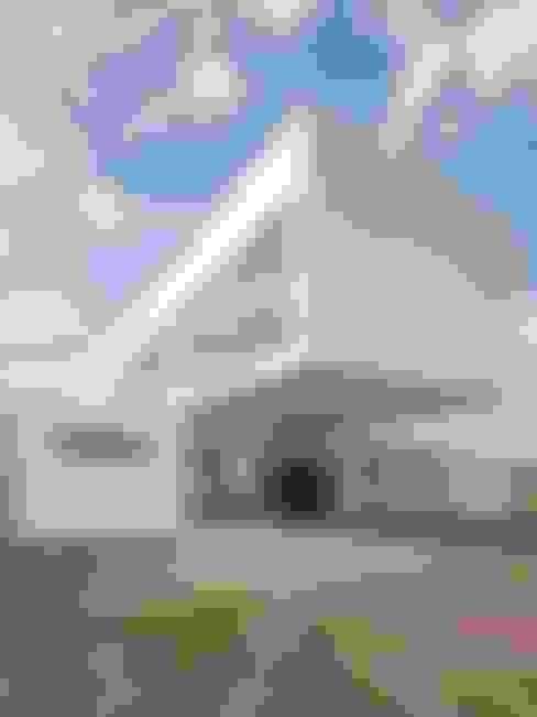 Proyecto Minimalista: Casas de estilo  por Estudio Arquitecta Mariel Suarez