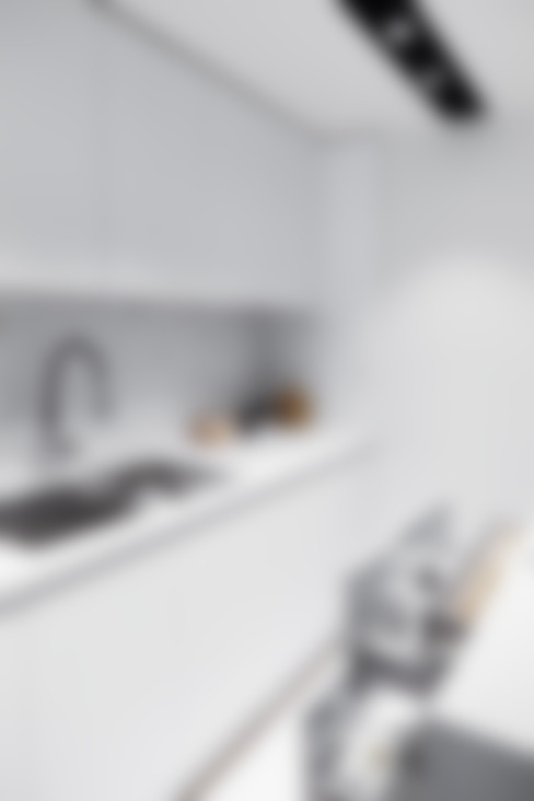 Cuisine de style  par 샐러드보울 디자인 스튜디오