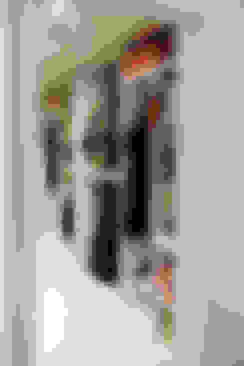 Dressing room by 샐러드보울 디자인 스튜디오