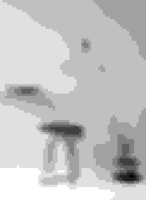 Nordic function의  복도, 현관 & 계단