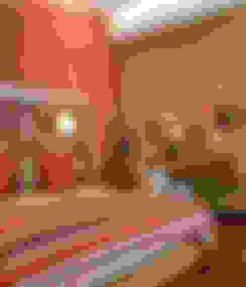غرفة نوم تنفيذ DIN Interiorismo