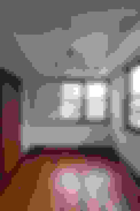 中川龍吾建築設計事務所의  침실