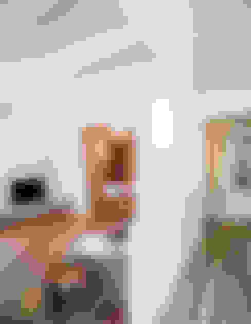 غرفة المعيشة تنفيذ Stefano Ferrando