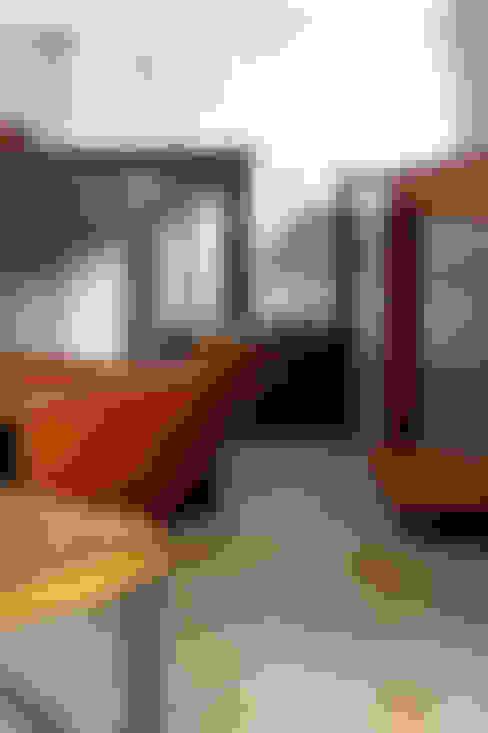 Salas de estilo  por Insolid Corten Bcn