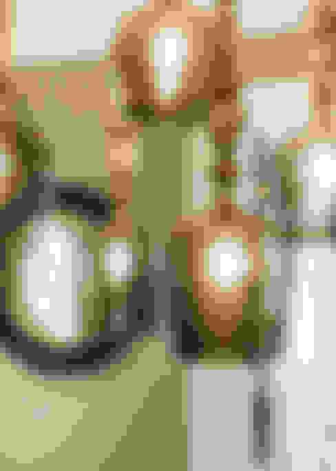 الممر والمدخل تنفيذ Martin Gardner Photography