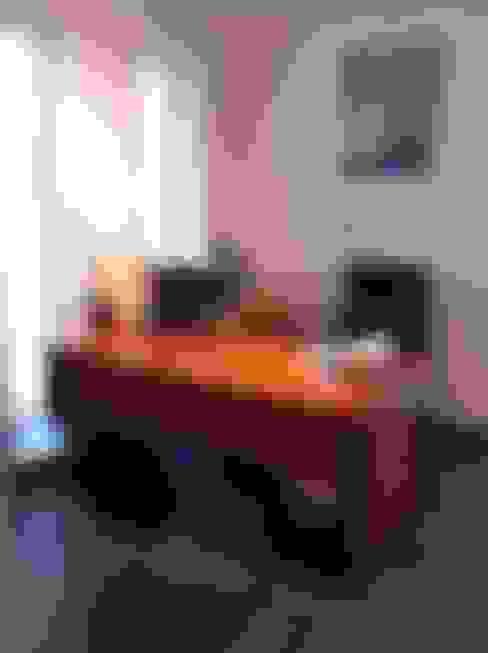 Oficinas de estilo  por Bureau d'Architectes Desmedt Purnelle