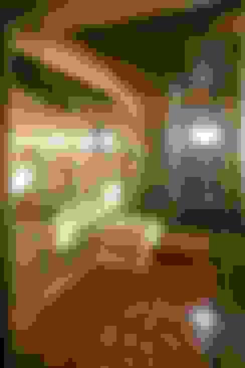 Ванные комнаты в . Автор – RH Casas de Campo Design