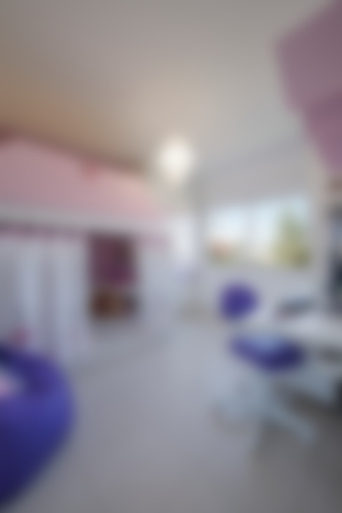 غرفة الاطفال تنفيذ Ronald T. Pimentel Fotografia