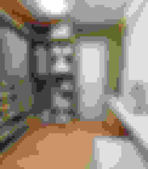 غرفة الملابس تنفيذ A-partmentdesign studio