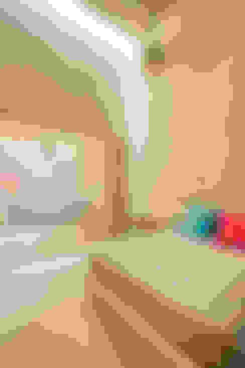 Dormitorios de estilo  por TACO Taller de Arquitectura Contextual