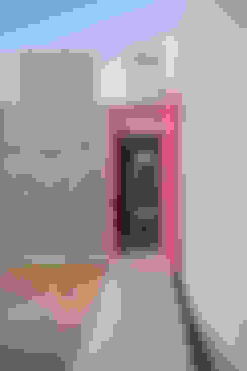 TACO Taller de Arquitectura Contextual의  주택